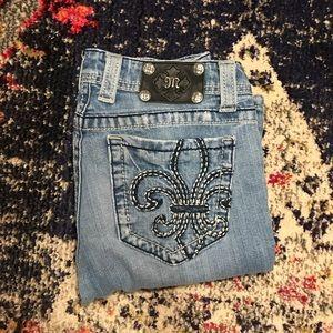 Miss Me Medium Wash Bootcut Jeans
